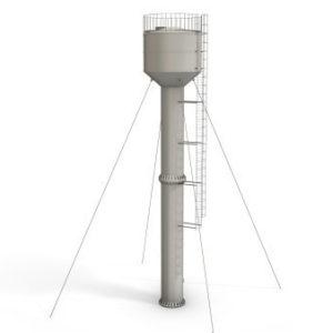 Башня Рожновского 15 м³