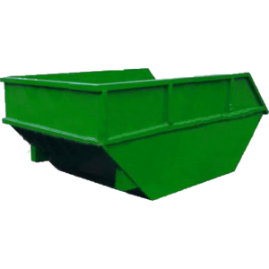 Бункер для мусора 8 кубов