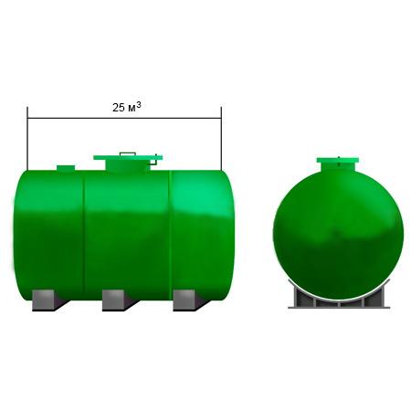 Емкость для воды 25 кубов