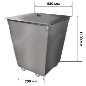 Контейнер для мусора 8